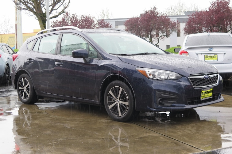 2019 Subaru Impreza 2.0i Premium 5-door For sale near Tacoma WA