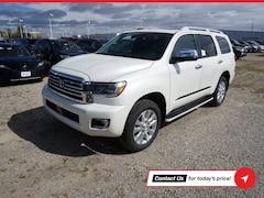 New 2019 Toyota Sequoia Platinum SUV Miamisburg OH