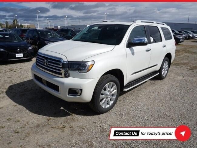 New 2019 Toyota Sequoia Platinum SUV For Sale Miamisburg, OH