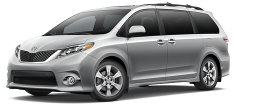 2016 Sienna  LE Lease Offer