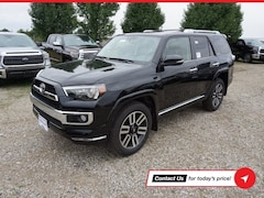 New 2018 Toyota 4Runner Limited SUV Miamisburg OH