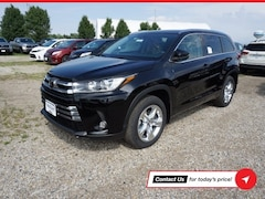 2018 Toyota Highlander Limited SUV in Miamisburg, OH