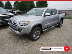 New 2018 Toyota Tacoma Limited Double Cab Miamisburg OH