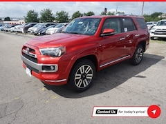 2018 Toyota 4Runner Limited SUV in Miamisburg, OH