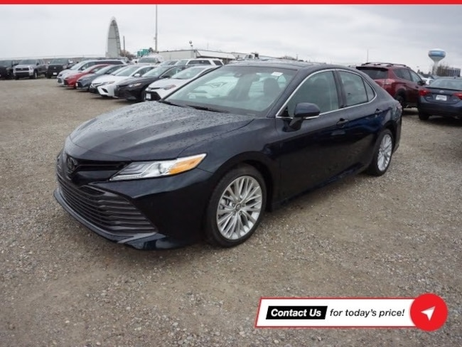 New 2018 Toyota Camry XLE Sedan For Sale Miamisburg, OH