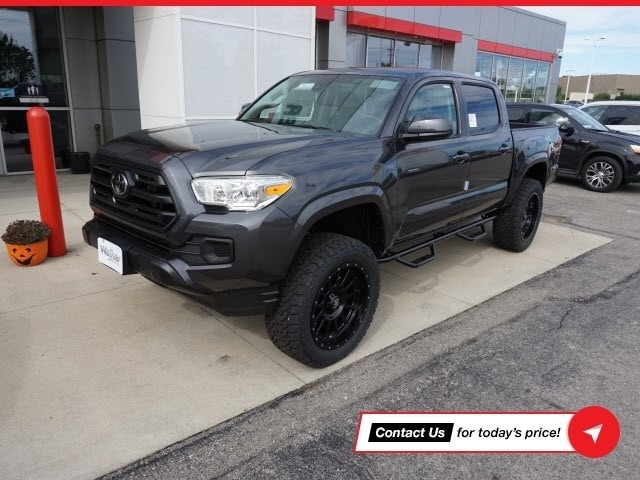 New 2019 Toyota Tacoma For Sale Miamisburg Oh Vin 3tmcz5an9km189063