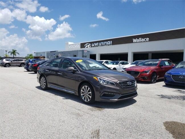 2017 Hyundai Sonata Limited Sedan