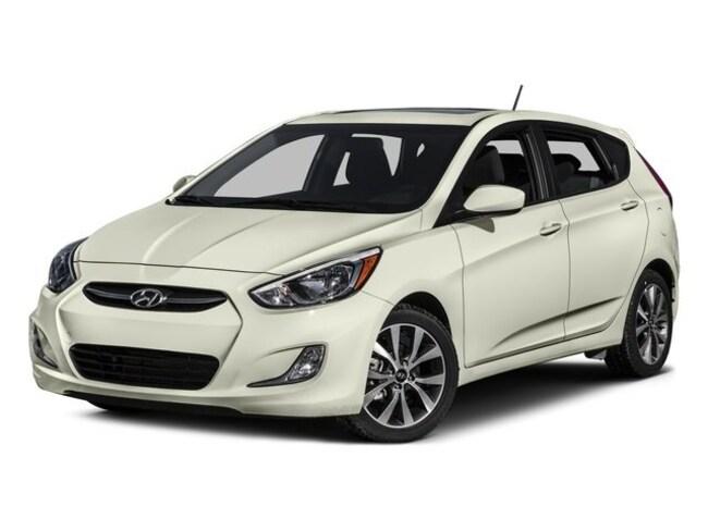 2015 Hyundai Accent Sport Hatchback
