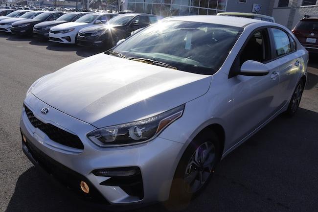 2019 Kia Forte LXS IVT Sedan