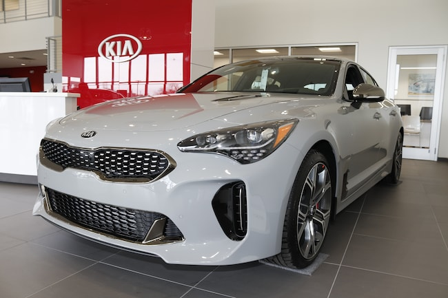 2019 Kia Stinger GT2 AWD Sedan