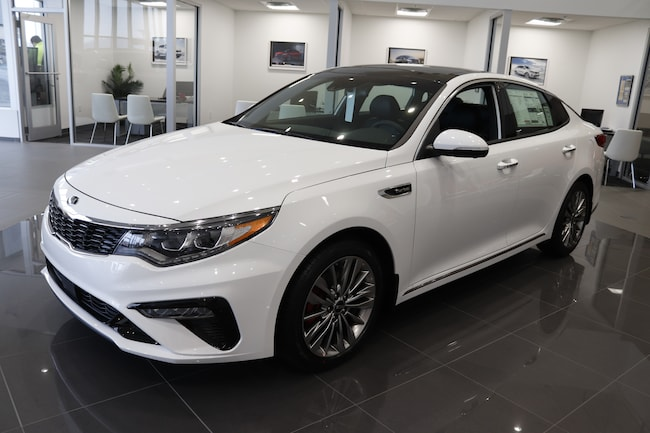 2019 Kia Optima SX Auto Sedan