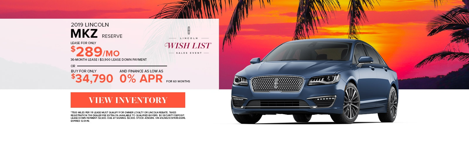 Wallace Lincoln Luxury Cars Lincoln Dealer In Fort Pierce Fl