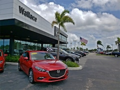 Used  2018 Mazda Mazda3 Touring Hatchback 3MZBN1L35JM218937 For sale near West Palm Beach