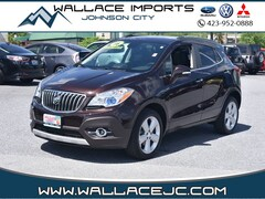 Used 2016 Buick Encore Leather SUV in Johnson City