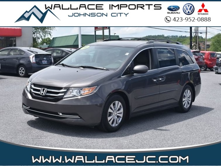 Used 2014 Honda Odyssey EX Minivan/Van in Johnson City, TN