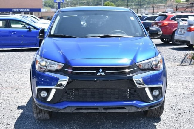 new 2018 mitsubishi outlander sport for sale at wallace imports of johnson city vin. Black Bedroom Furniture Sets. Home Design Ideas