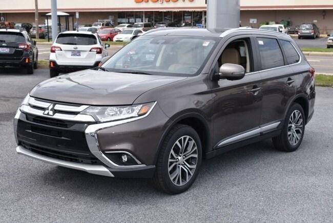 2018 Mitsubishi Outlander SEL SUV