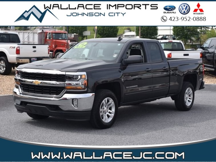 Used 2016 Chevrolet Silverado 1500 LT LT1 Truck in Johnson City, TN