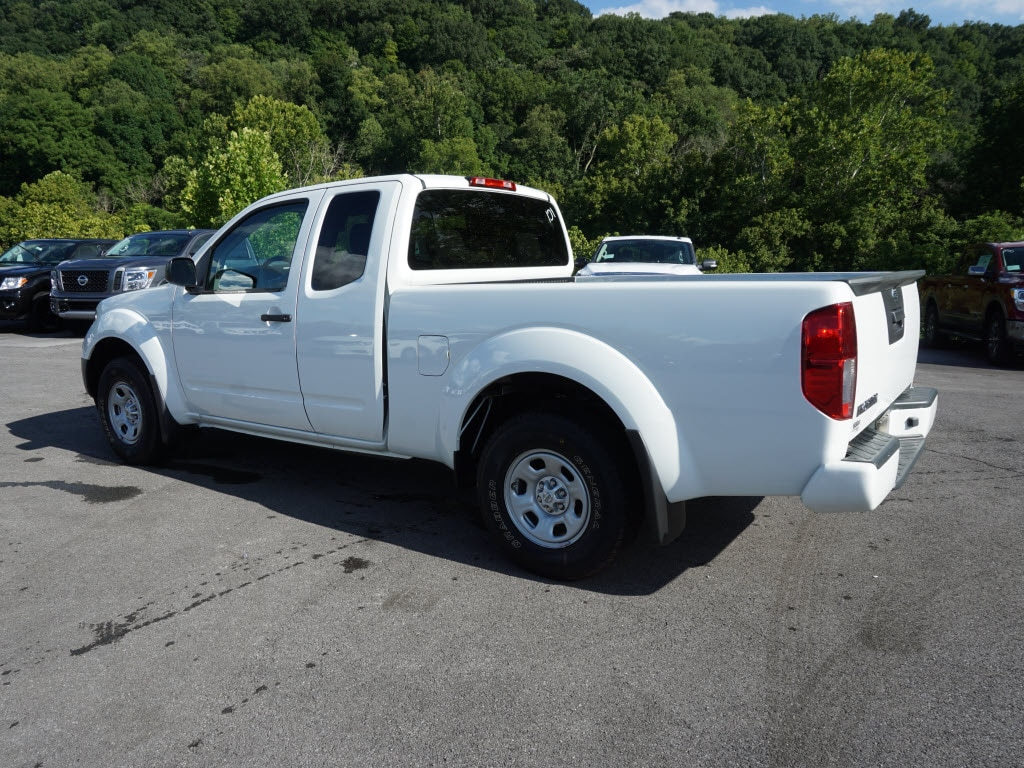 2018 Nissan Frontier S 4x2 S  King Cab 6.1 ft. SB 5A