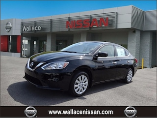 New 2017 Nissan Sentra S S  Sedan CVT in Kingsport, TN