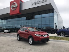 Used  2017 Nissan Rogue Sport SV SUV JN1BJ1CP0HW027831 For sale near West Palm Beach