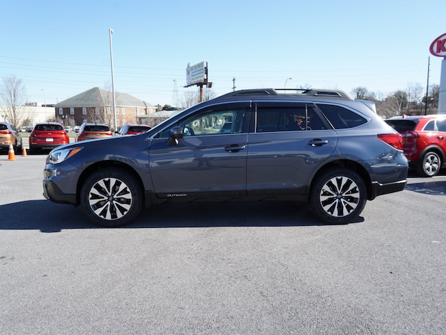 2017 Subaru Outback 2.5I LTD CVT AWD 2.5i Limited  Wagon