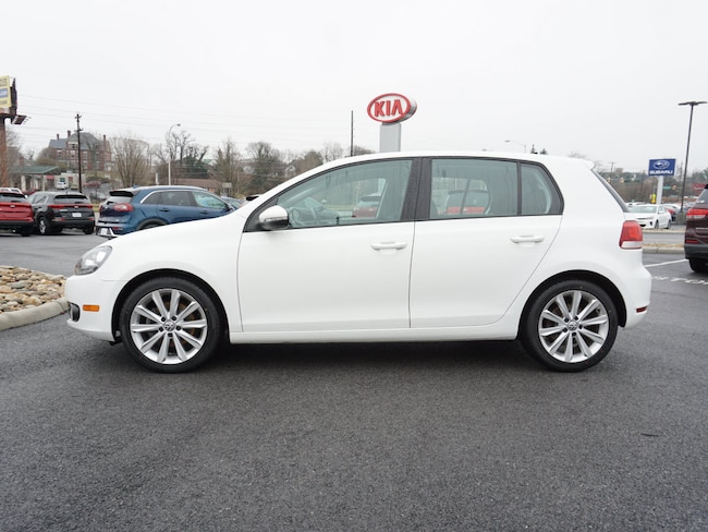 Certified Pre-Owned 2013 Volkswagen Golf 4DR HB  TDI TDI  Hatchback 6A for sale in Bristol, TN