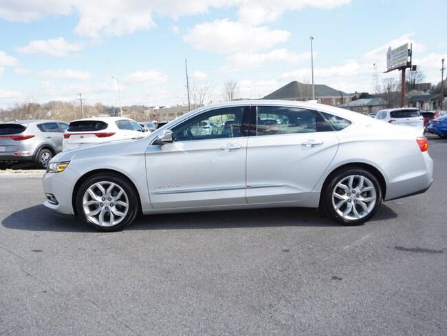 2016 Chevrolet Impala Sedan LTZ  Sedan w/ 2LZ