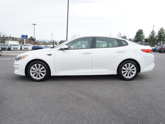 2016 Kia Optima EX EX  Sedan