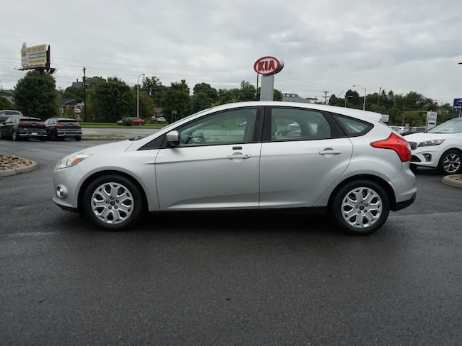 2012 Ford Focus SE SE  Hatchback