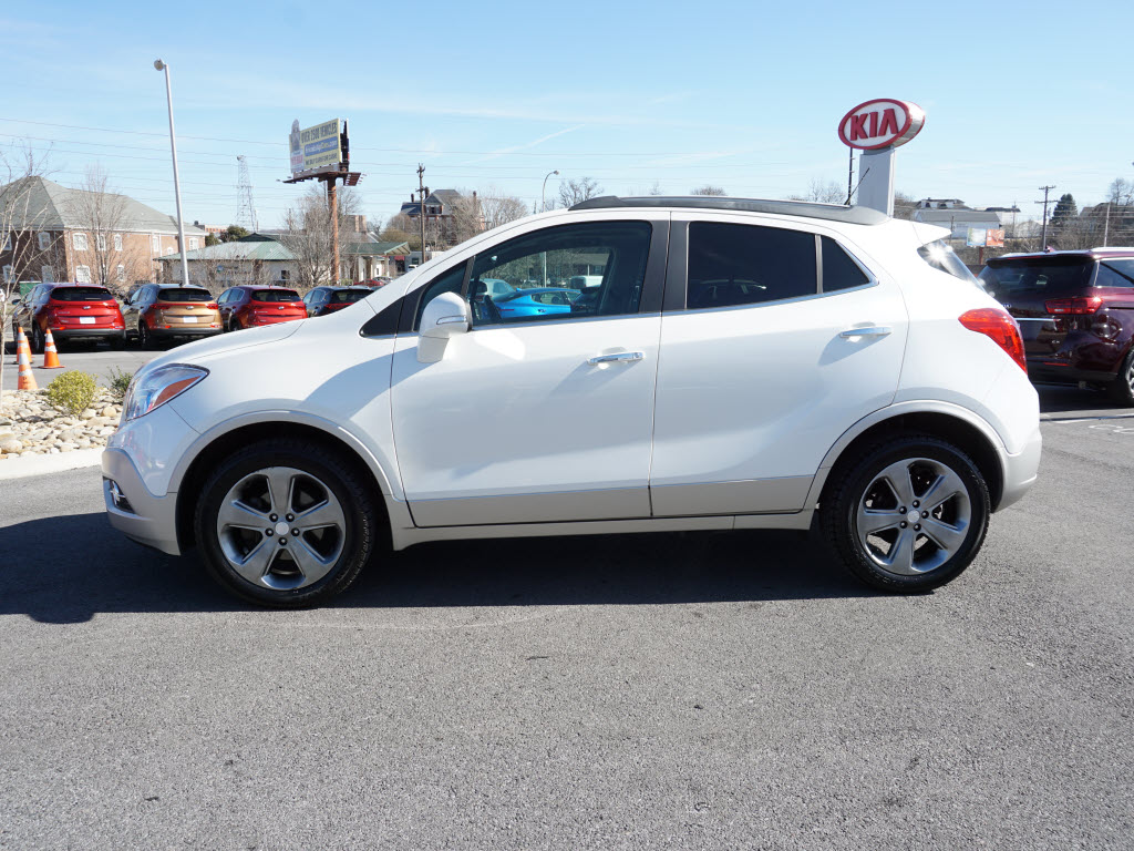 2014 Buick Encore AWD AWD Leather  Crossover