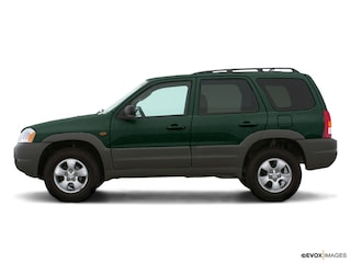 2001 Mazda Tribute 4WD V6 SUV