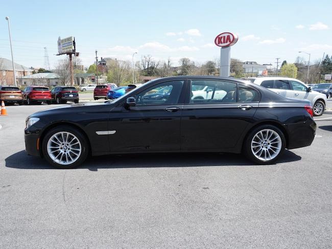 2013 BMW 7 Series Sedan AWD 740Li xDrive  Sedan