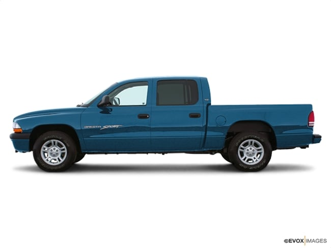 2003 Dodge Dakota D/CAB 4WD Quad Cab