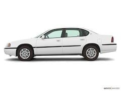 2001 Chevrolet Impala Sedan Sedan