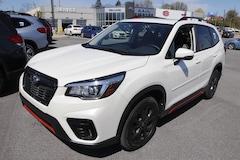 New 2019 Subaru Forester Sport SUV S19437 in Bristol, TN