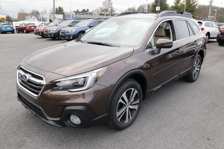 New 2019 Subaru Outback 2.5i Limited SUV in Bristol, TN