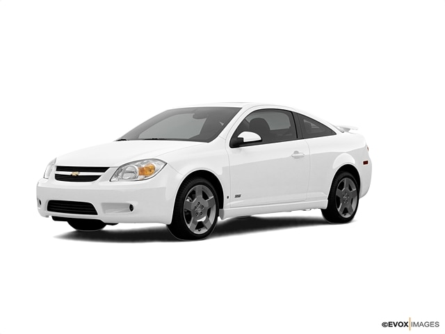 2007 Chevrolet Cobalt Coupe LT  Coupe