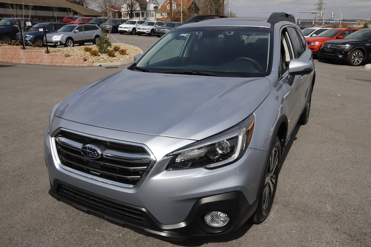 New 2019 Subaru Outback 2.5i Limited SUV in Bristol, TN