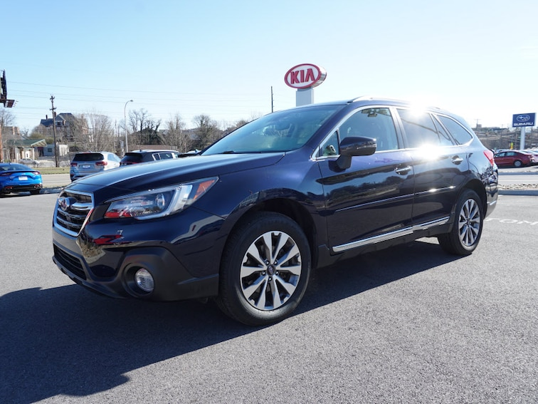 Used 2018 Subaru Outback 2 5i Touring In Bristol Tn