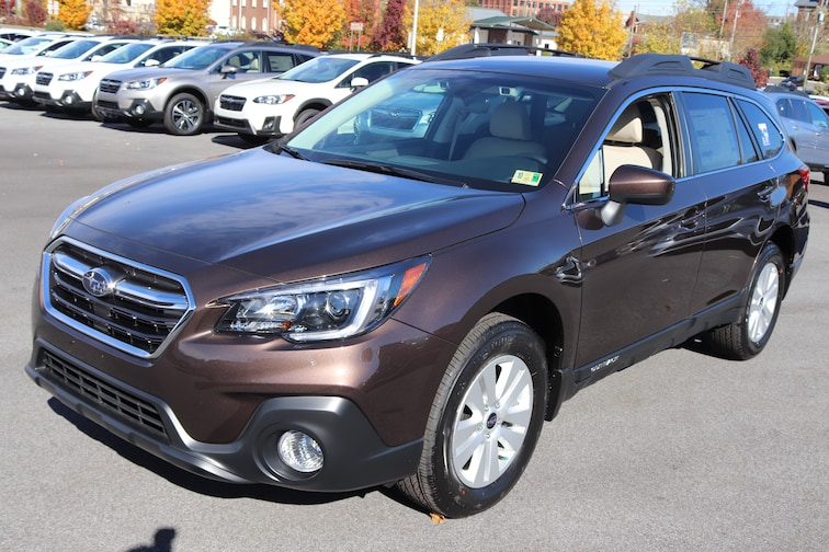 New 2019 Subaru Outback 2.5i Premium SUV in Bristol, TN