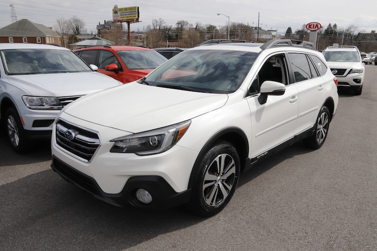 New 2019 Subaru Outback 3.6R Limited SUV in Bristol, TN