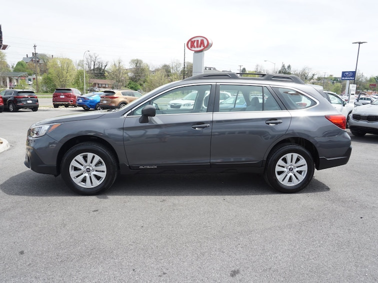 Certified Pre-Owned 2018 Subaru Outback SUV AWD 2.5i  Wagon in Bristol, TN