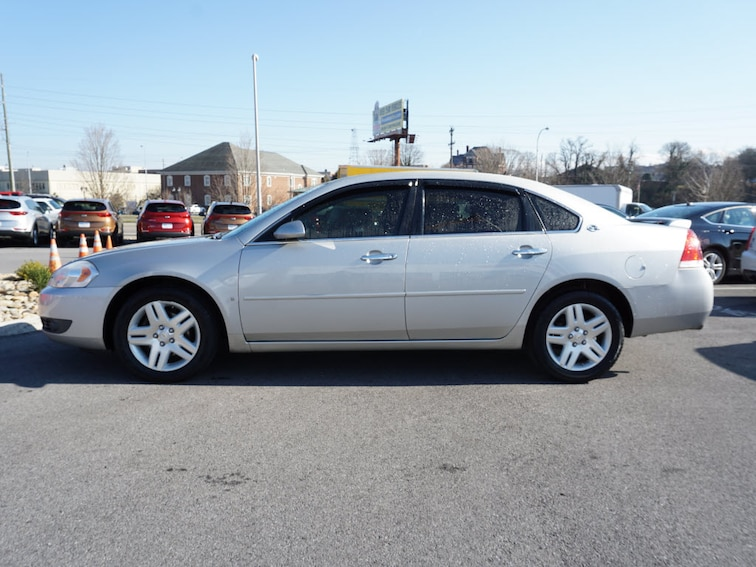 Used 2007 Chevrolet LTZ Sedan LTZ  Sedan in Bristol, TN