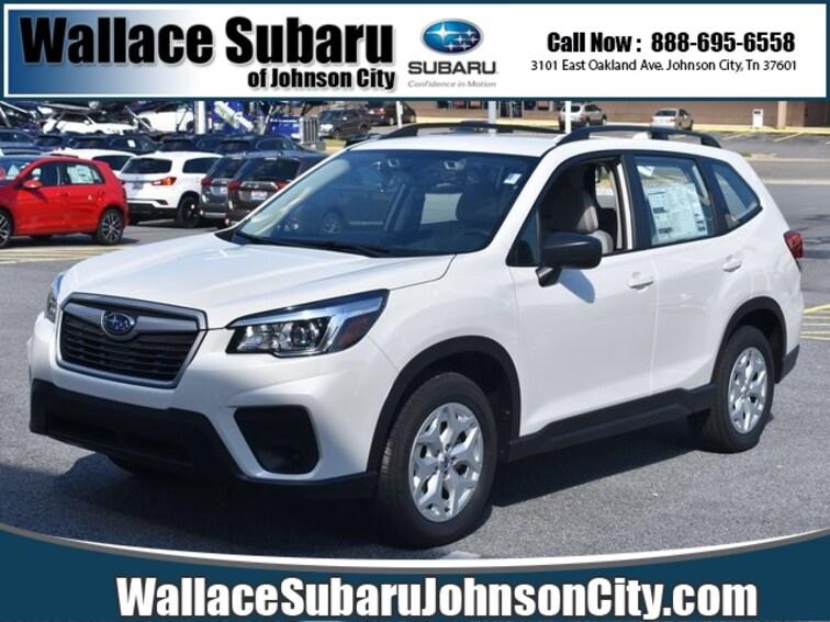 New 2019 Subaru Forester Base SUV in Johnson City, TN