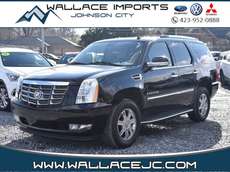 Used 2009 Cadillac Escalade Base SUV in Johnson City, TN