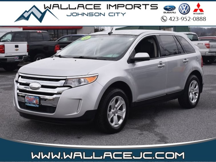 Used 2013 Ford Edge SEL SUV in Johnson City, TN