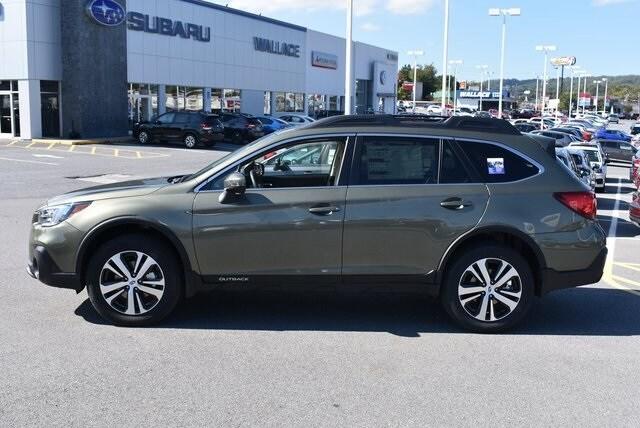 New 2019 Subaru Outback 2 5i Limited Johnson City | New