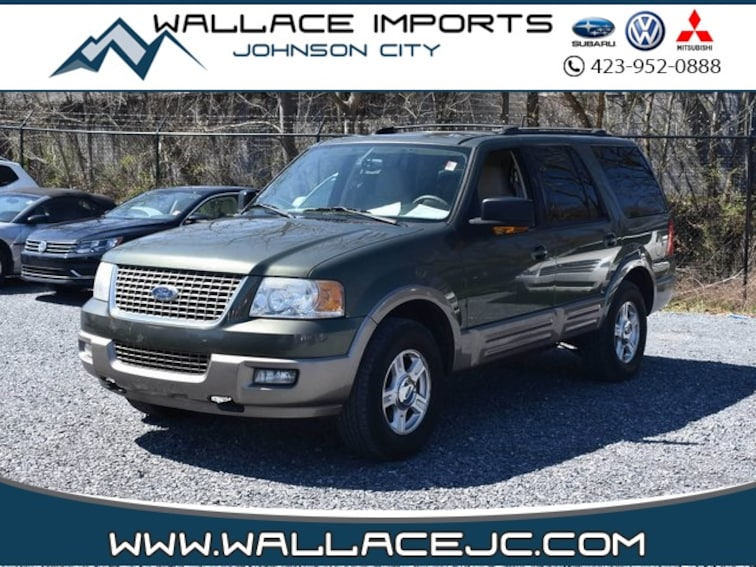 Used 2004 Ford Expedition Eddie Bauer SUV in Johnson City, TN