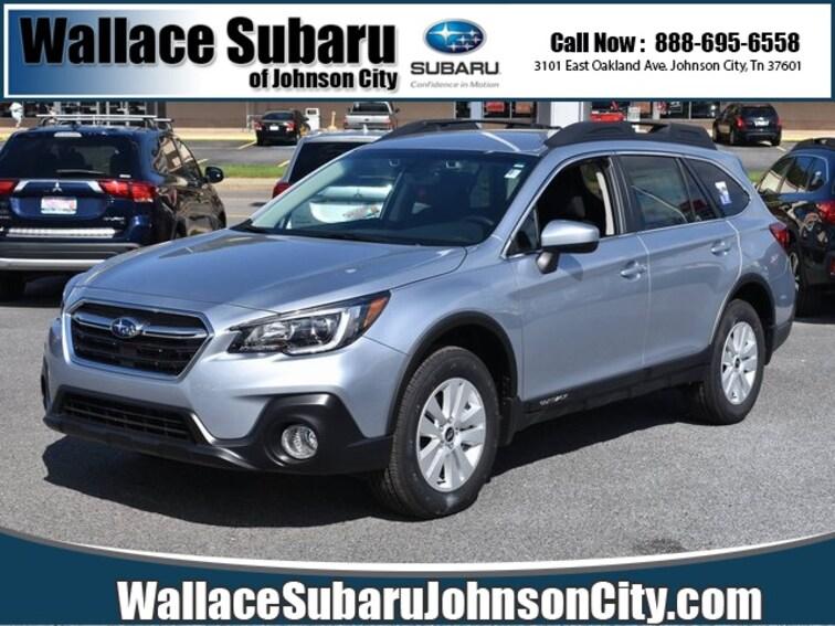 New 2019 Subaru Outback 2.5i Premium SUV in Johnson City, TN